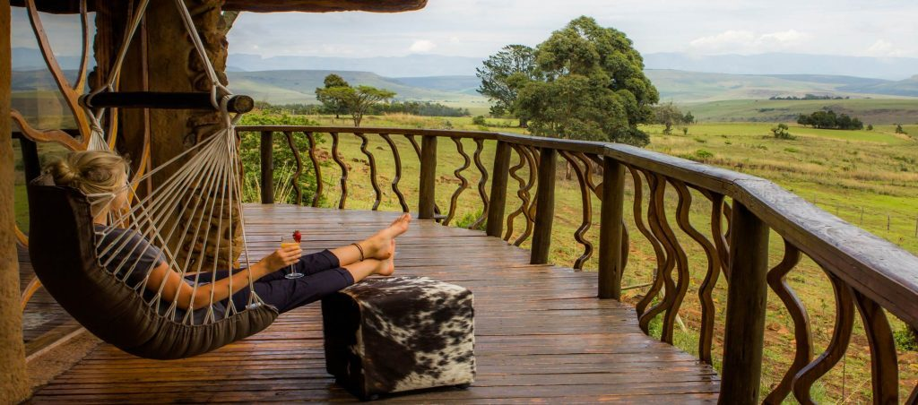 Antbear Lodge - Sustainable Drakensberg accommodation